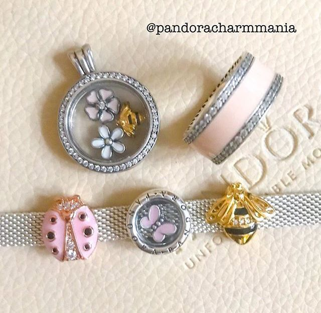 Round Pavé Charm | Pandora locket necklace, Pandora bracelet ...