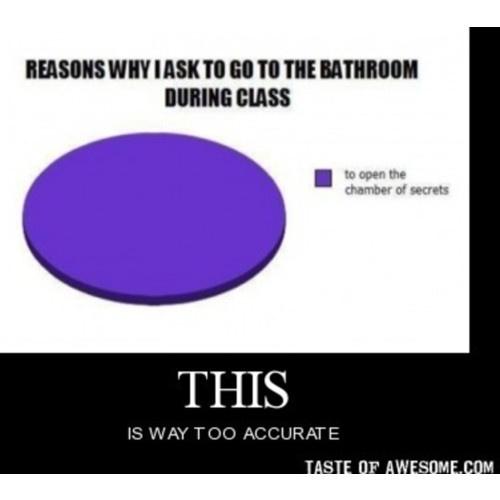 As a teacher...I hope this is true!