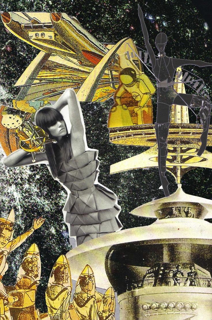 Collage by Diana Garcia  www.anothergarmentblog.blogspot.com