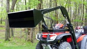 Polaris ATV Attachment