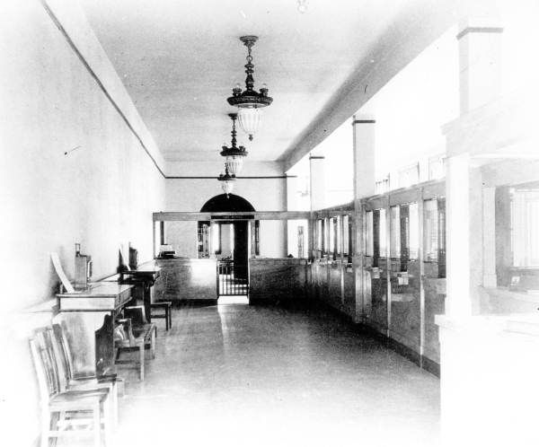 Post Office In Arcadia Florida State Archives Of