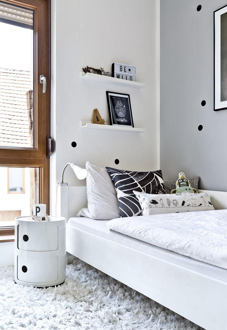 Fabulous Einrichtungstipp f rs Kinderzimmer Ruhiges Farbekonzept Weniger Farbe ist mehr