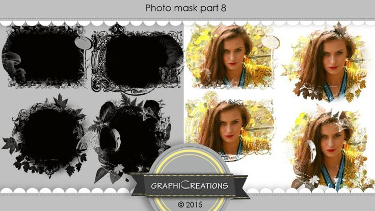 Photo masks part 8 by Graphic Creations