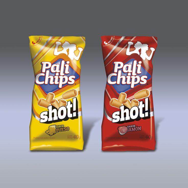 Pali Chips Shot / Pepsico