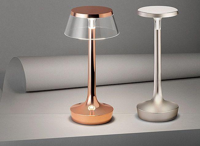 Филипп Старк: светильник Bon Jour для Flos • Новости • Дизайн • Интерьер+Дизайн