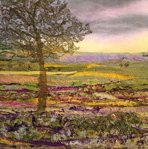 A Springtime View by Judith Reece