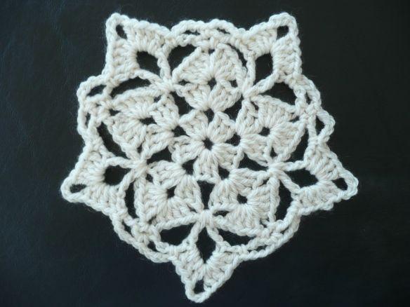 Willow full motif blocked, #crochet, blog post by Doris Chan