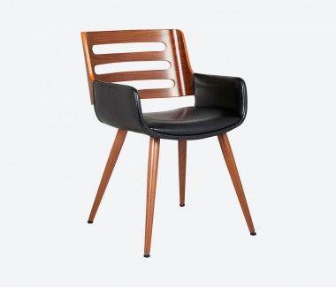 Cadeira Rute de Madeira