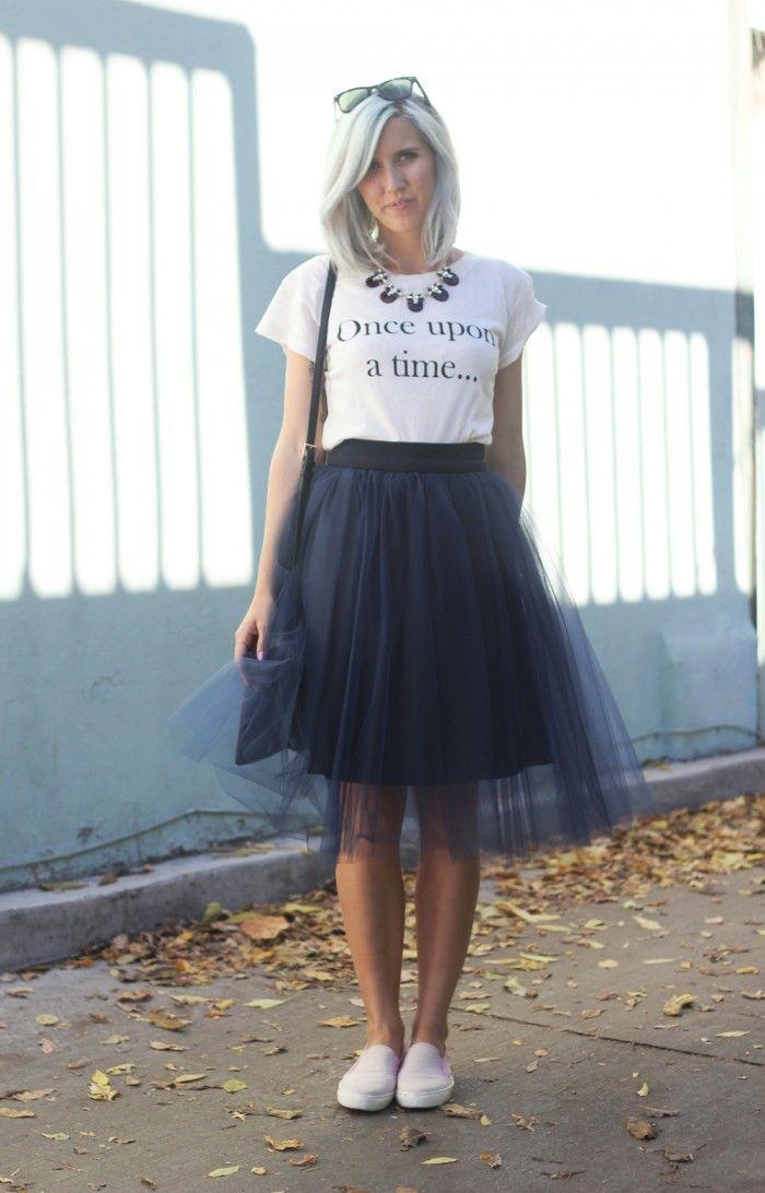 Resultado de imagen de tulle skirt