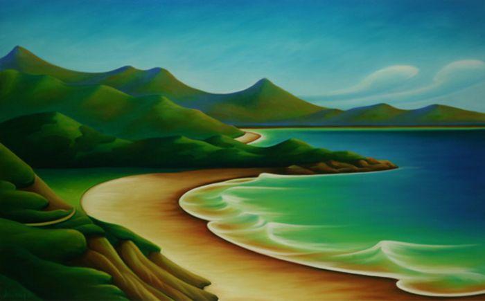 Dana Irving Painting