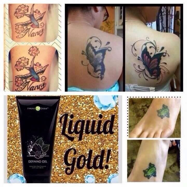 The 25 best defining gel ideas on pinterest it works for Defining skin tattoo