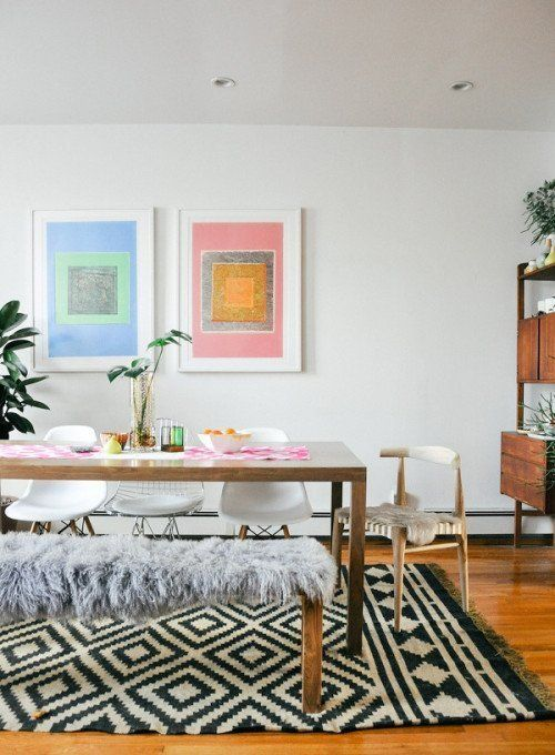 Simple Ways to Make Your Dining Room Feel New