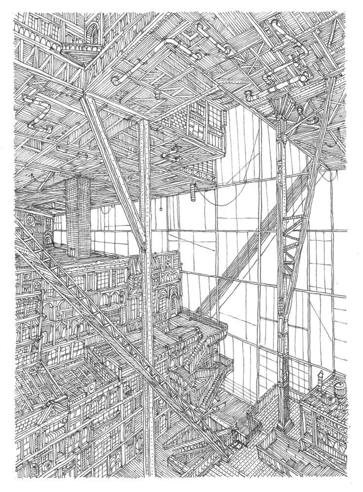 """Galeria de Arte e Arquitetura: """"O Condomínio Absoluto"""", por Carlos Teixeira e Vasco Mourão - 1"""
