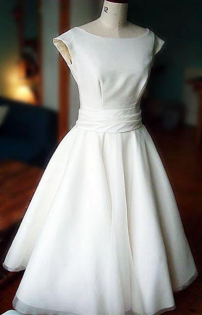 платье 50-х годов - Google Search
