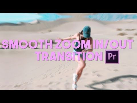 14) Seamless Zoom In/Out Transition FREE Preset (Sam Kolder