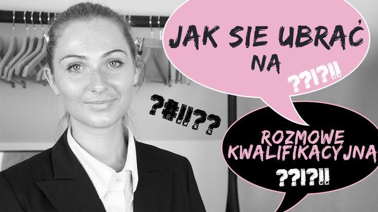 Jak się ubrać na rozmowę kwalifikacyjną? 5 pomysłów na dobre wrażenie  Domodi.pl ZOBACZ TU PROMOCJE białe koszule http://dmdi.pl/1NHiejN ZOBACZ TUTAJ cygaretki w promocji http://dmdi.pl/1HETwdB BUTY CZÓŁENKA - KLIKNIJ TU! http://dmdi.pl/1PzR3Yd Marynarki i żakiety ZOBACZ TU! http://dmdi.pl/1HubWTm Zobacz TUTAJ nowe kolekcje http://dmdi.pl/1QrCIhf  Poznaj propozycje Kasi i przekonaj się jak sprawić dobre wrażenie na rozmowie kwalifikacyjnej:)