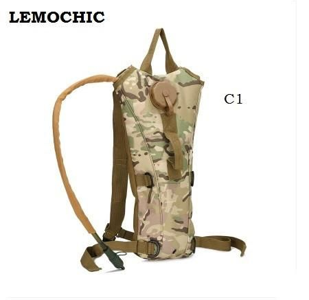 bottle pouch tactical kamp malzemeleri hydration High quality backpack water bag camping camelback bicycle mochila de Hydration - AuhaShop