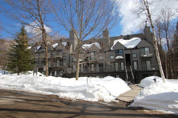 Appartement/Condo à vendre 305 Ch. des Faîtières app.107 Piedmont, Laurentides