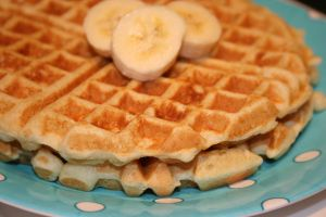 Waffles - Low-Fat and Healthy Buttermilk Waffles - Ingredients, Inc.