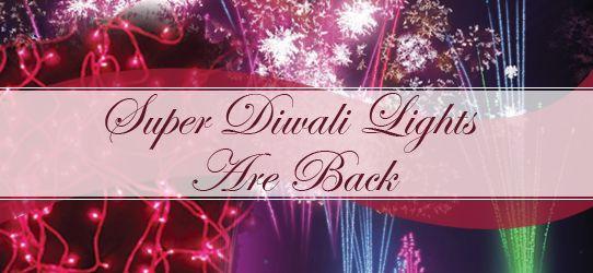 Diwali Lights are back
