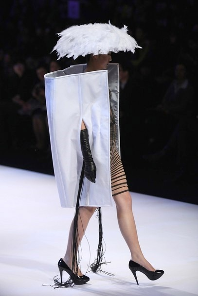 The newest version of the pencil skirt.: Newest Version, Pencil Skirts
