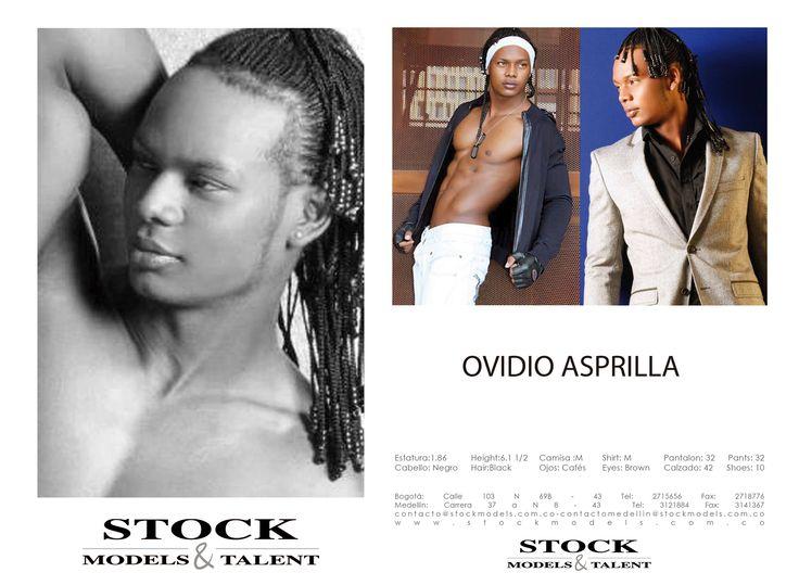 Ovidio Asprilla - Modelo Stock Models -