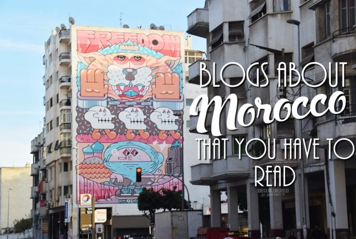 Blogs About Morocco That You Have to Read (in English)