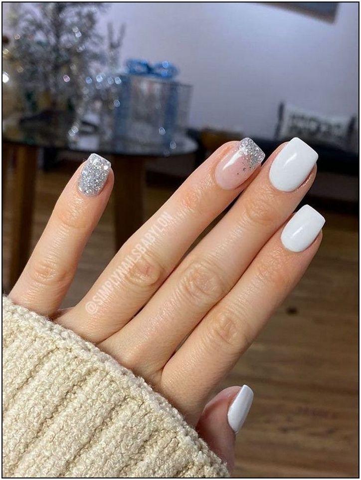 113 perfect short nail design 5   pradehome.com