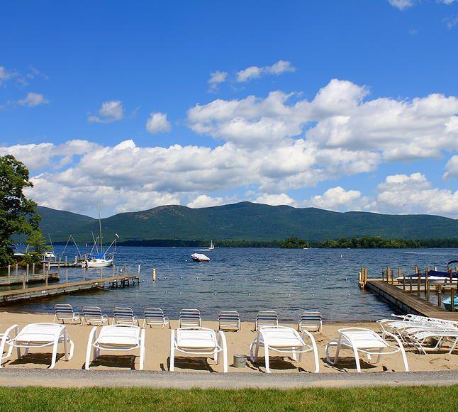 Stepping Stones Resort- Lake George Cottage Rentals
