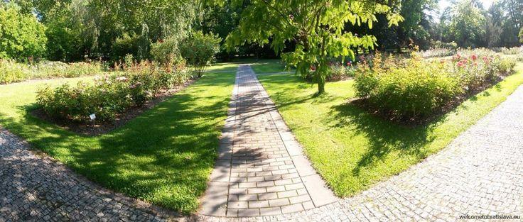 BOTANIC GARDEN - WelcomeToBratislava | WelcomeToBratislava