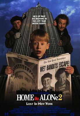 Home Alone 2-Lost in New York 1992 Online Free Christmas Special Movie