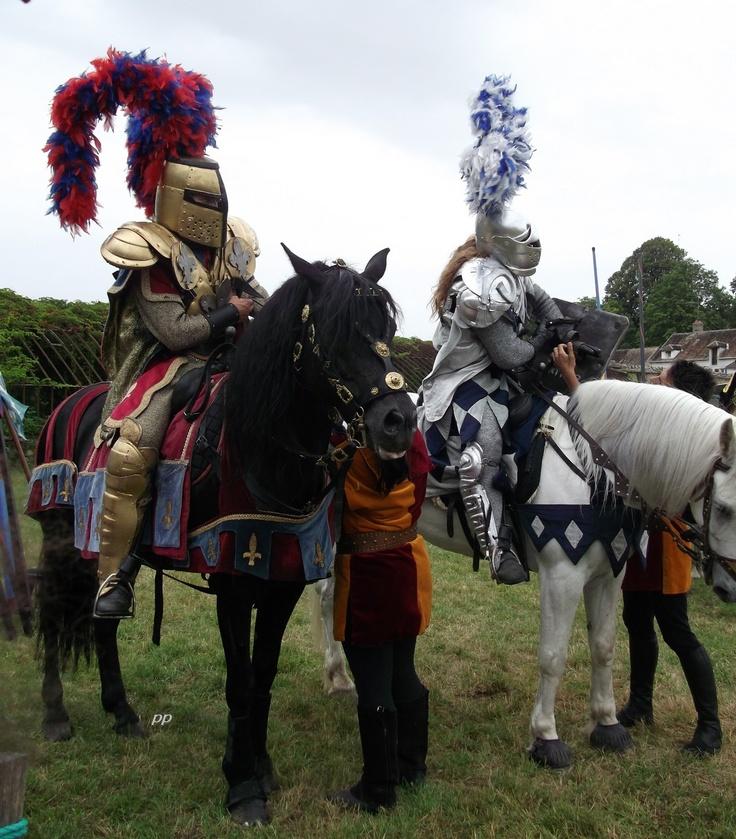 Fête médiévale de Vallery #medieval #Yonne #Bourgogne #France