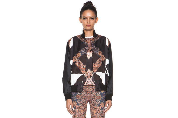 Tribal-chic, Givenchy