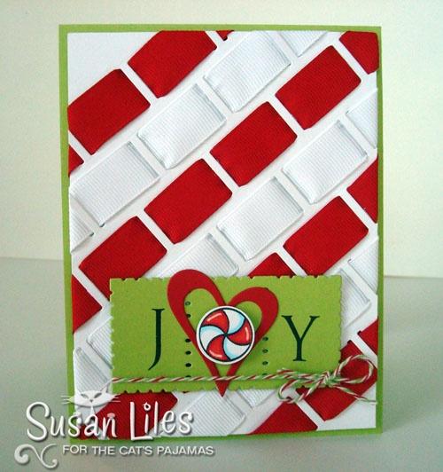 Woven Christmas card.: Christmas Cards, Creative Ribbon, Beautiful Cards, Card Artistry, Handmade Cards, Craftastic Ideas, Crafty Lady, Craft Ideas, Ribbon Cards