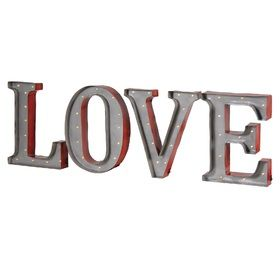 LOVE Wall Light from The French Bedroom Company