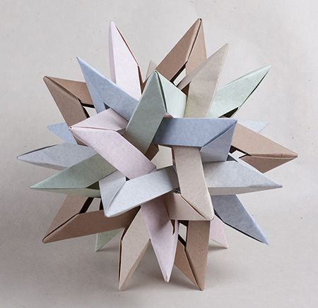 Creating Origami: A Foldable Sonata in Paper by JC…