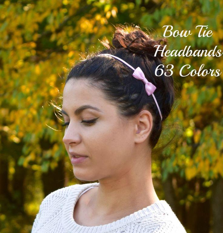 Adult Headband, Womens Headbands, Bow Headbands, Girls Headbands, Baby Headbands,  Newborn Headband by YourFinalTouch on Etsy