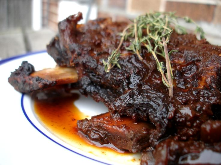 paleo Crockpot Coffee Ancho Chile Short Ribs | slow cooker recipes