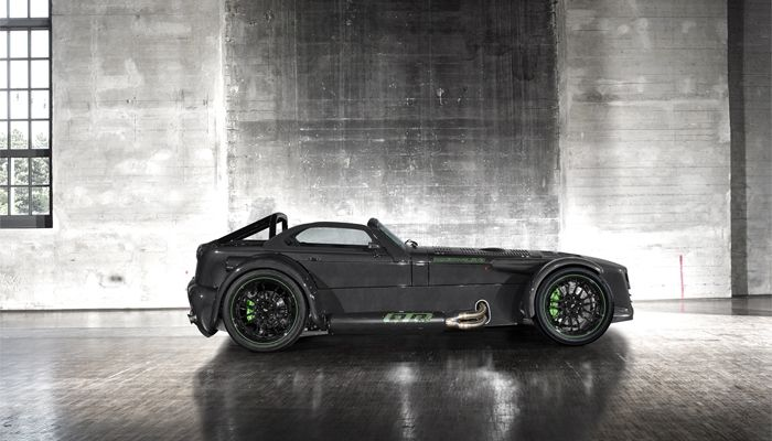 Donkervoort D8 GTO Bare Naked Carbon Edition | From the side