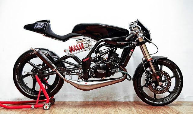 Best Free Collection RocketGarage Cafe Racer: Klinge Cafe Racer of Victory Motorcycle Dealers From cooke.zade4u.idwp.biz By http://fctm.biz
