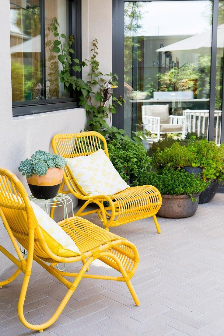 Enjoy Outdoor Living With The Latest Patio Furniture Trends For