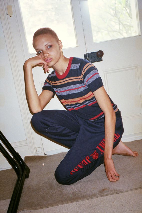 Billie wearing Kate Sylvester, Tommy Hilfiger and Reiliquia shot in Sydney for Cool Pretty Cool