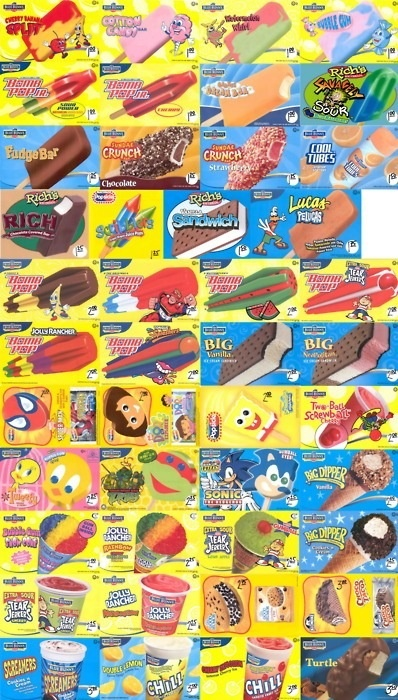 Sonic Menu And Prices >> Gumball, Trucks and Memories on Pinterest