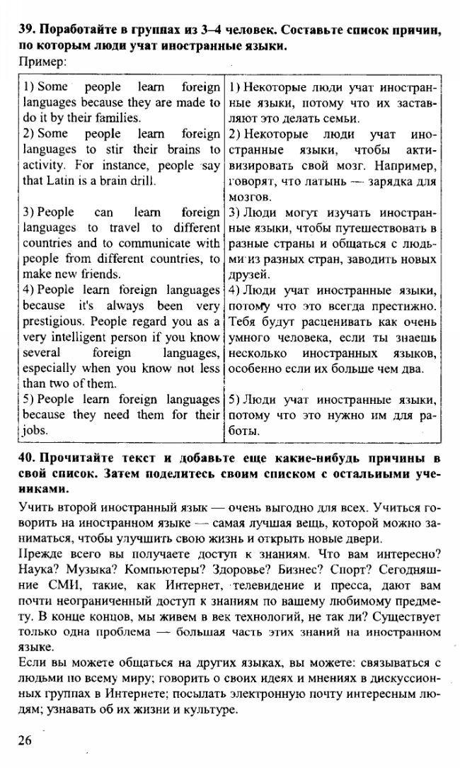 Гдз текущий и тематический экспресс-контроль по русскому языку 4 класс