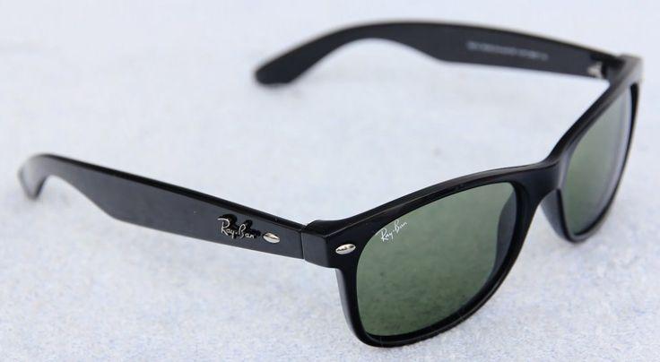 Очки Ray-Ban wayfarer черные глянцевые, поляризованные стекла #258 !! Последняя распродажа модели !! Продаётся с большой скидкой !! !! Отличное качество и низкая цена !!