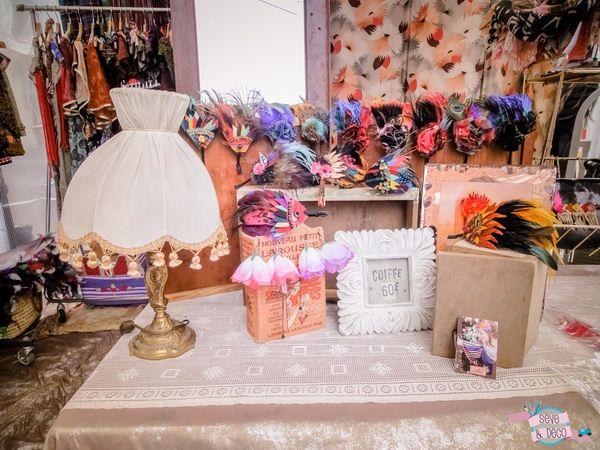 Inedith au marché d'hiver des créatrices et créateurs - déc 2013 aux Carmes à Toulouse. #diy #deco #bijoux #toulouse #coussin #vaisselle #mug #children #doudou #sautoir #clothes #vintage #objetsdeco #handmade #plumes #vintage #retro #burlesque