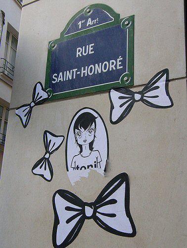 rue Saint-Honoré - Paris 1er&8e