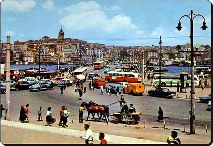 Eminonu, 1960lar
