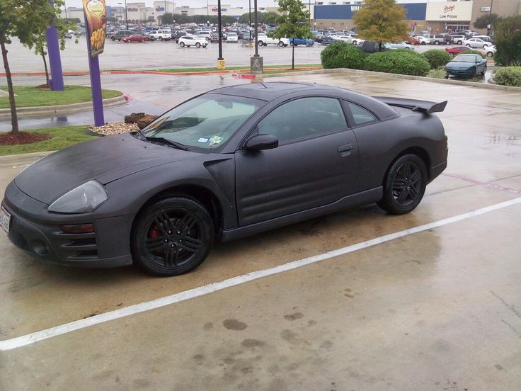 Mitsubishi Eclipse 2003 Black. Mitsubishi Eclipse 2003 Black: Emery0's 2003 Mitsubishi Eclipse In Round Rock,,Car