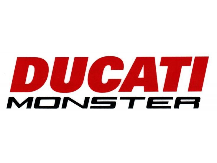 Ducati Monster Logo Ducati Monster Pinterest Logos